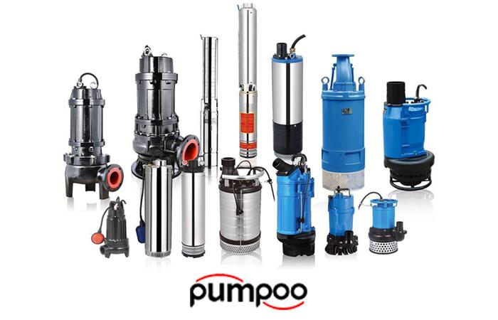 انواع پمپ آب چاه